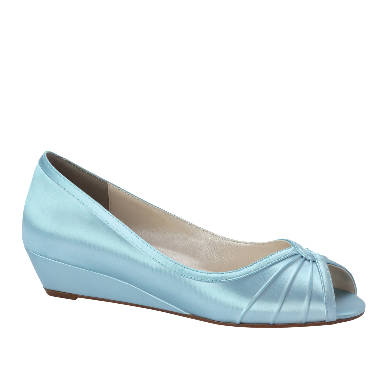 1 inch wedding shoes photo - 1