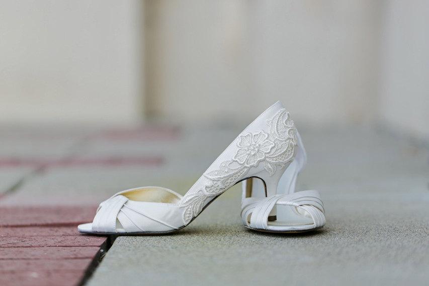 7f66ea96fcf 2 inch ivory wedding shoes - Florida-Photo-Magazine.com