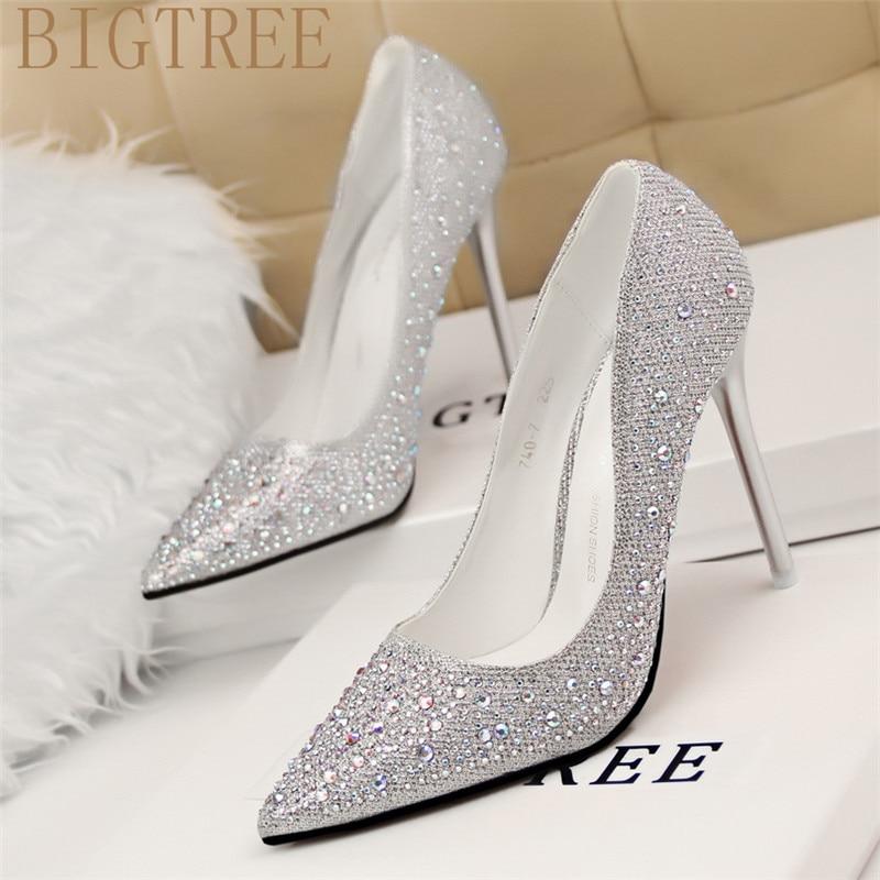 4 inch heels wedding shoes photo - 1
