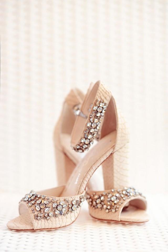 alice and olivia wedding shoes photo - 1