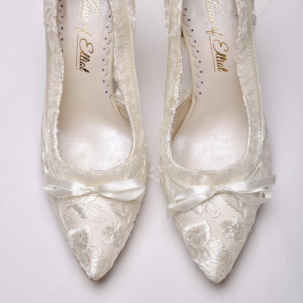 alternative wedding shoes photo - 1