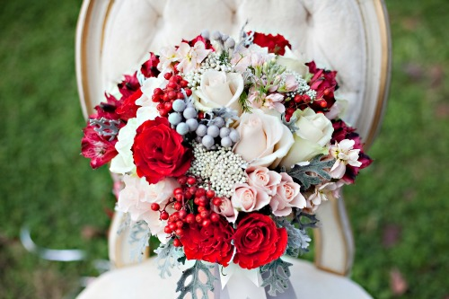 amazing wedding bouquets photo - 1