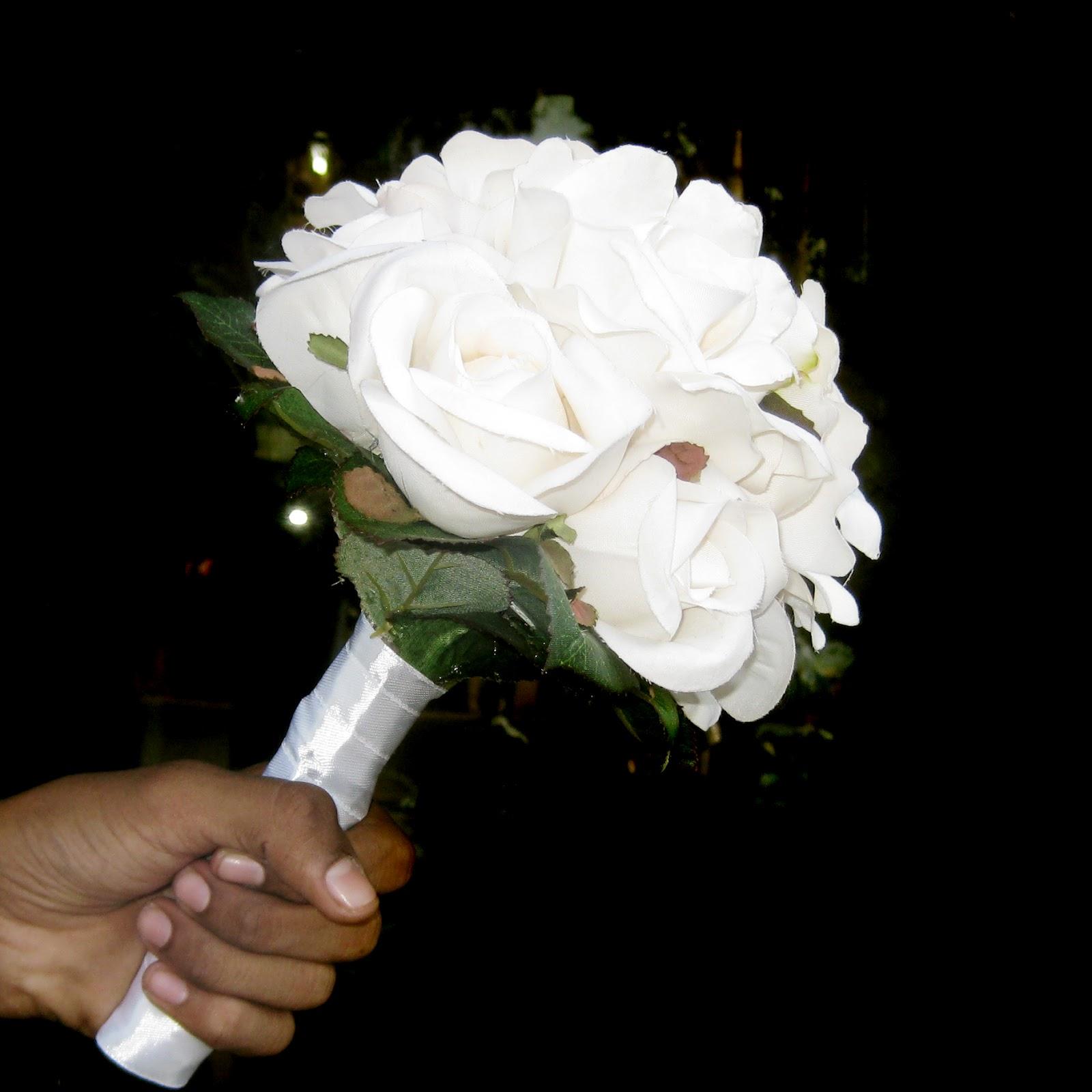 artificial wedding bouquets online photo - 1