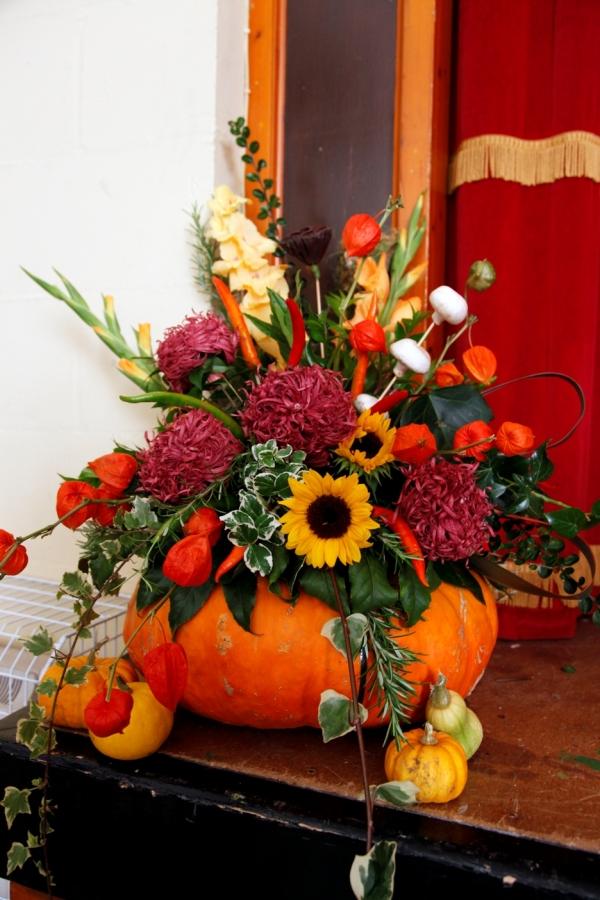 autum wedding bouquets photo - 1