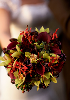autumn wedding flowers photo - 1
