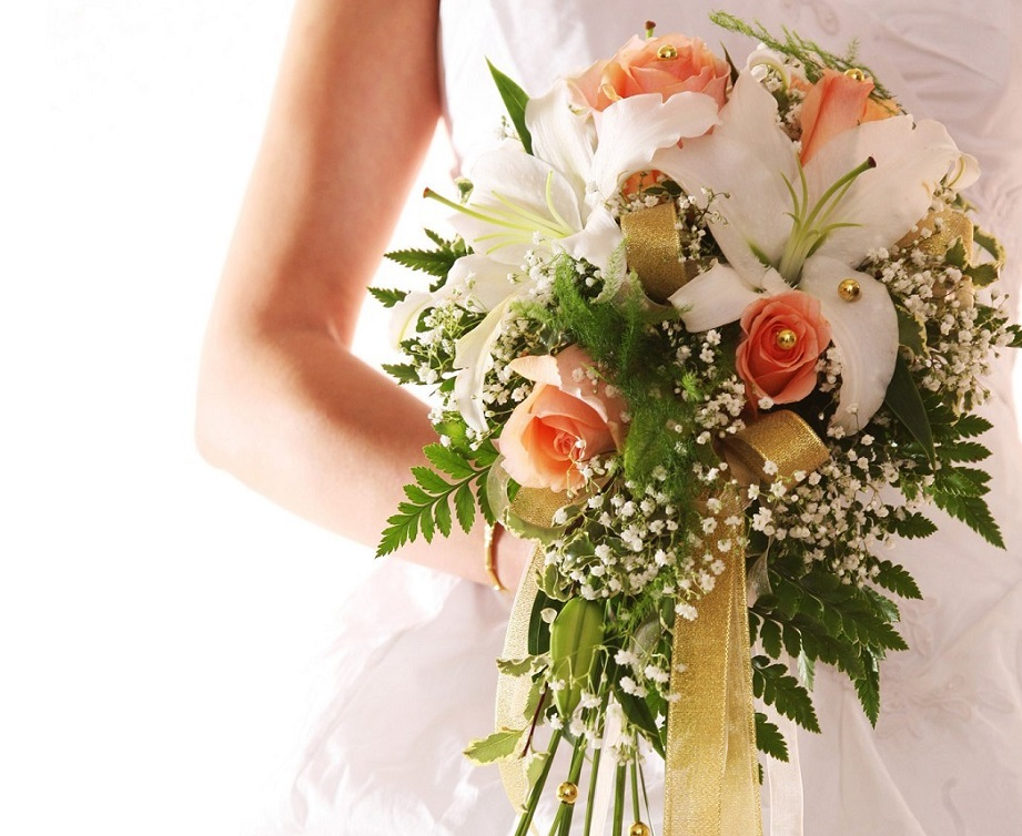 average cost of wedding flowers and centerpieces photo - 1