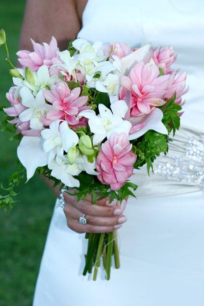 beach wedding bouquets ideas photo - 1