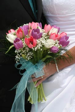 beautiful wedding bouquets photo - 1