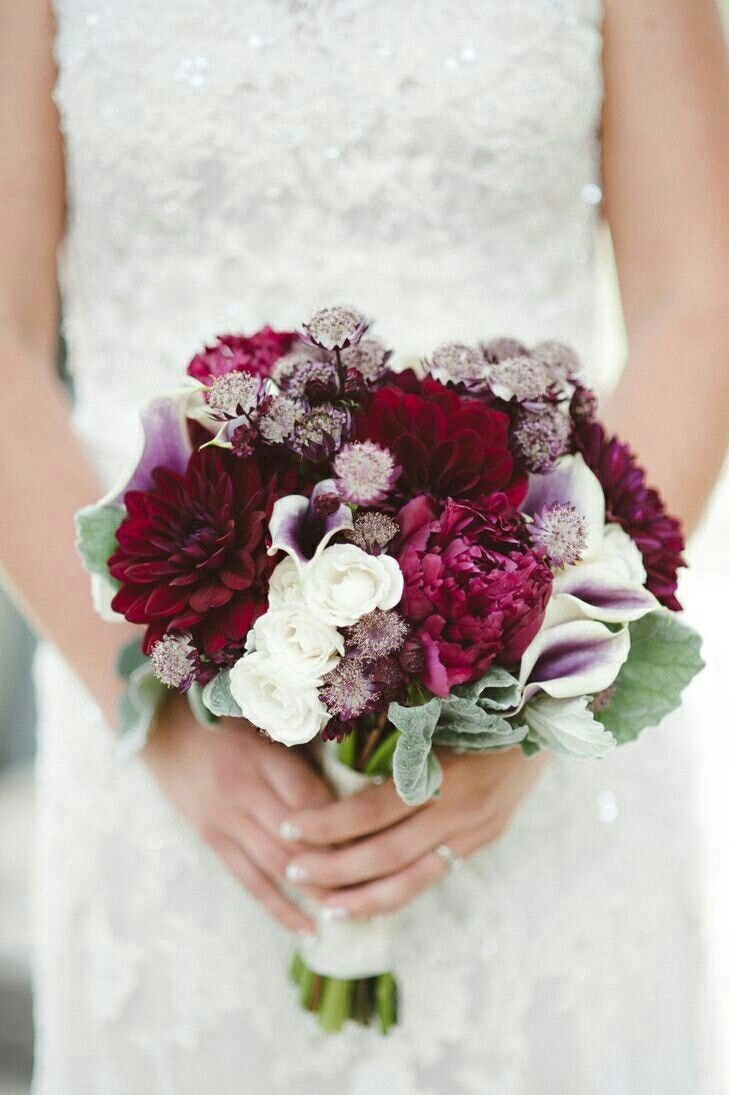 best flowers for fall wedding photo - 1