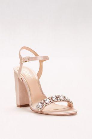 betsy johnson bridal shoes photo - 1