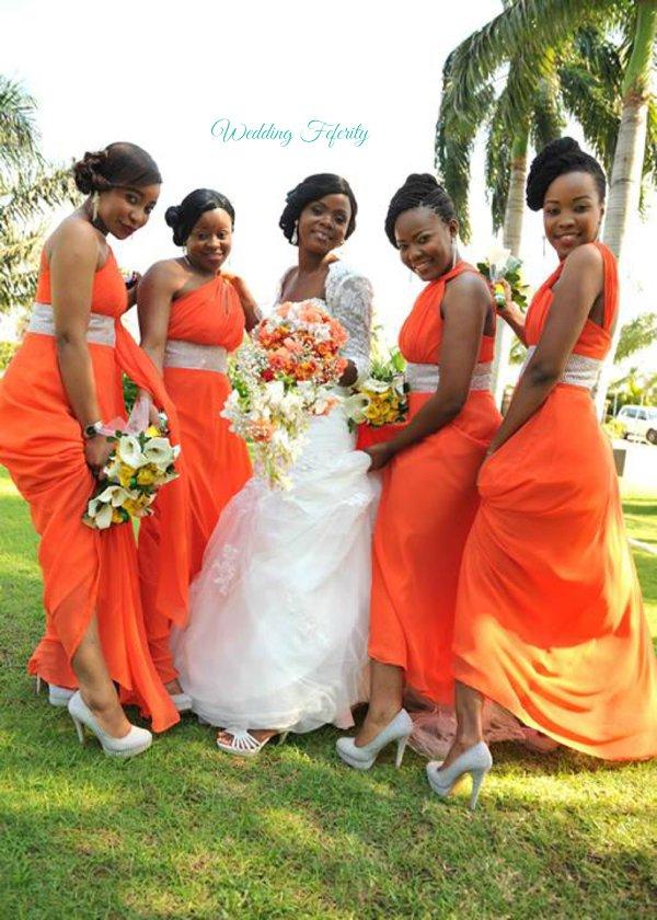 black wedding shoes for bridesmaids photo - 1