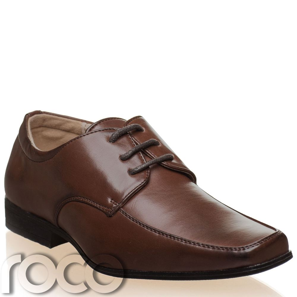 boys wedding shoes photo - 1