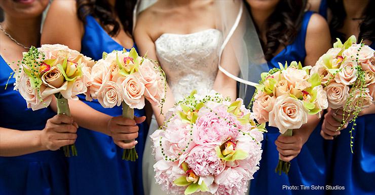 bridal bouquets diy photo - 1