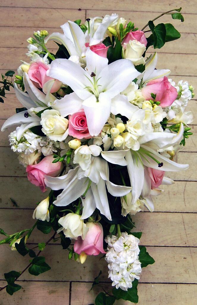 bridal flower bouquets photo - 1