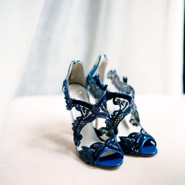bridal shoes heels photo - 1