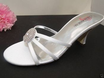 bridal shoes miami photo - 1