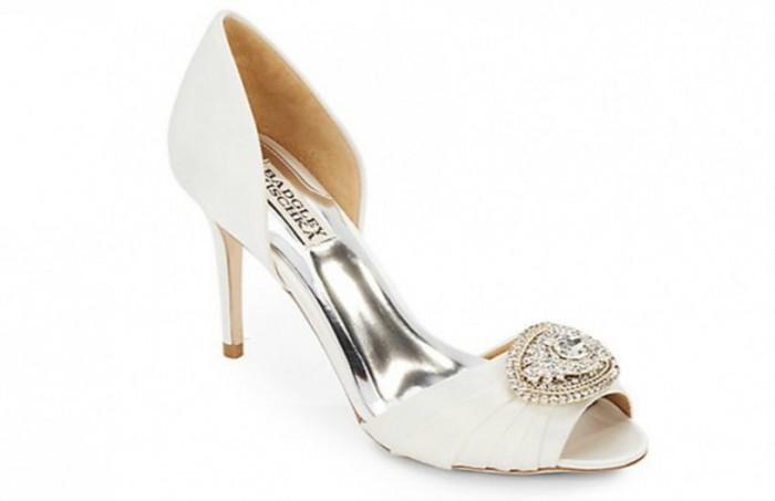 bridal shoes saks photo - 1
