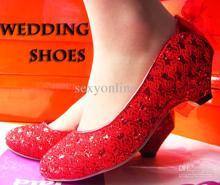 bridal shoes size 4 photo - 1