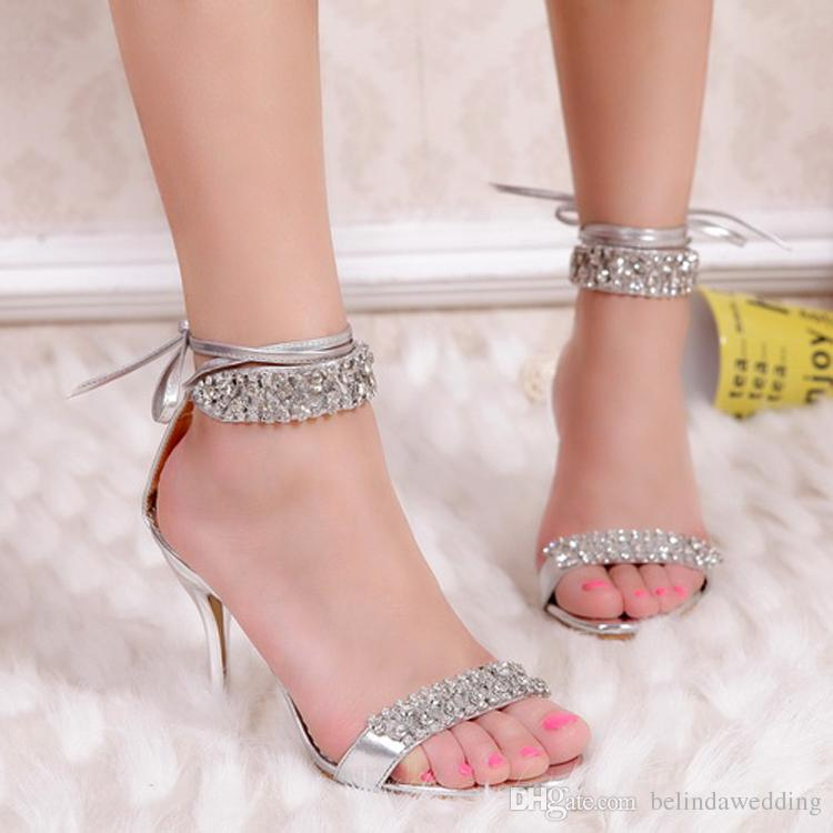 bridal shoes wedges photo - 1