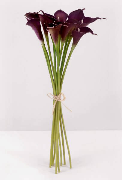 calla lilly wedding flowers photo - 1
