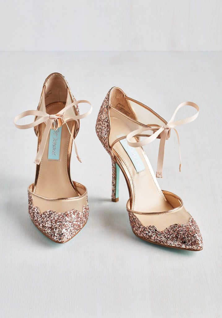af0d6a39e1 Champagne wedding shoes low heel - Florida-Photo-Magazine.com