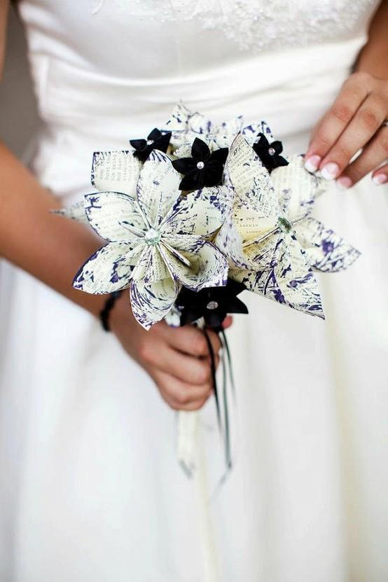 cheap wedding bouquet photo - 1