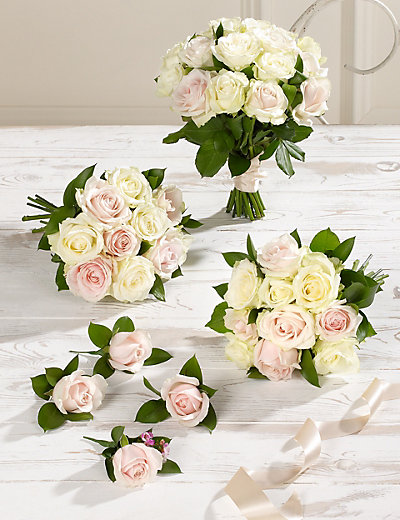 cheap wedding bouquets packages photo - 1