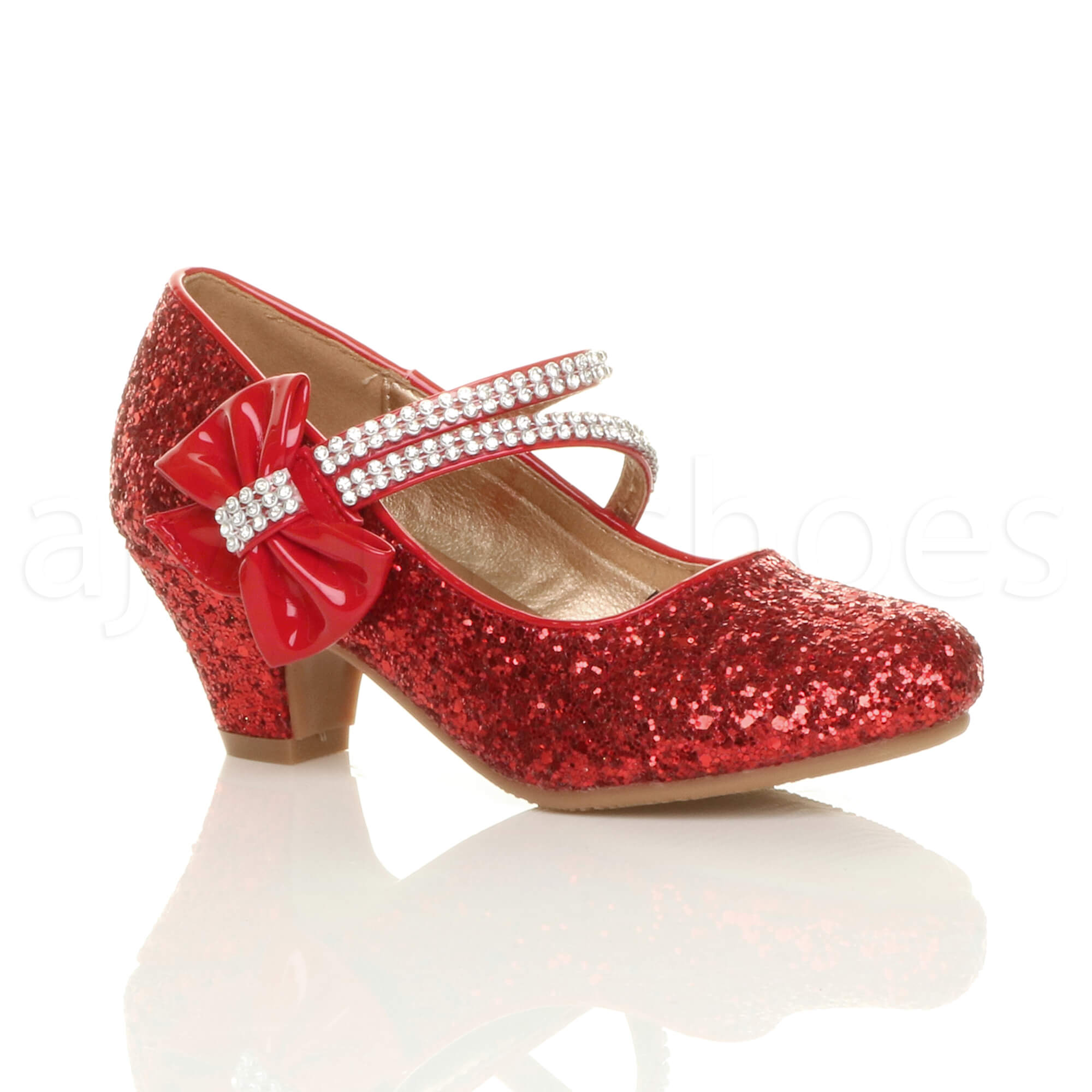 children wedding shoes photo - 1