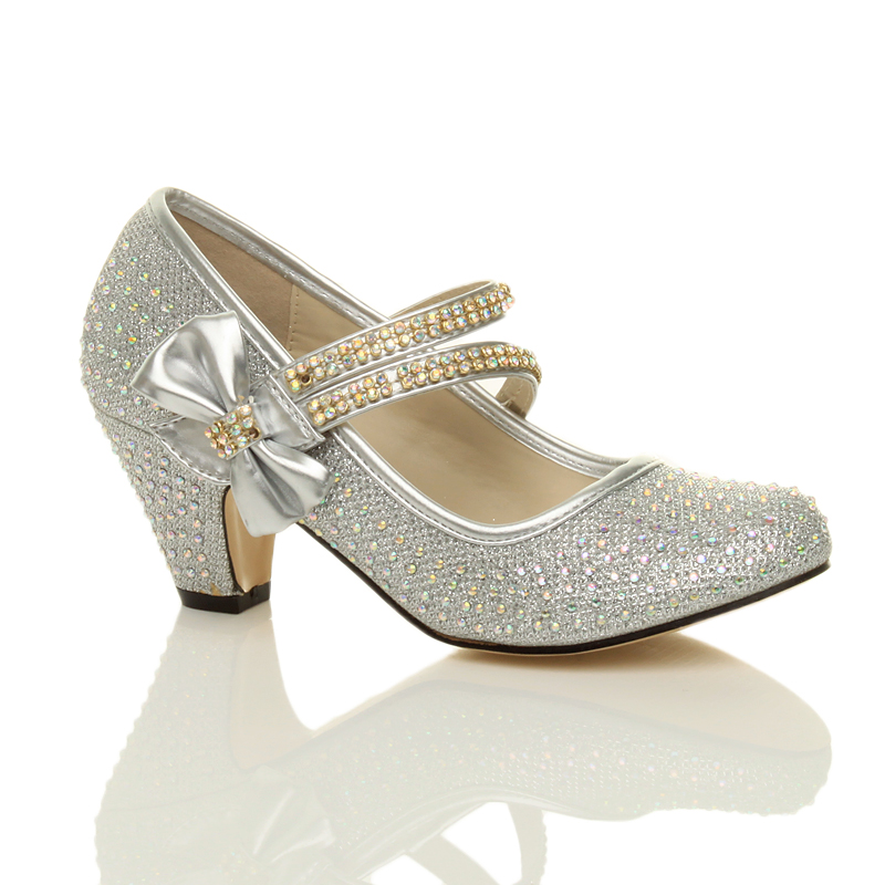 childrens ivory shoes for wedding photo - 1