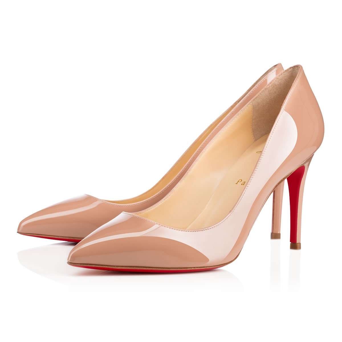 christian louboutin bridal shoes photo - 1