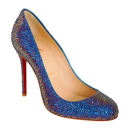 christian louboutin wedding shoes photo - 1