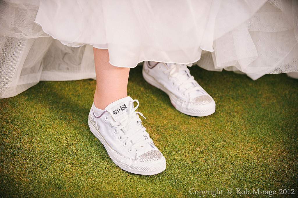 comfort bridal shoes photo - 1