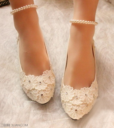 comfortable bridal shoes photo - 1