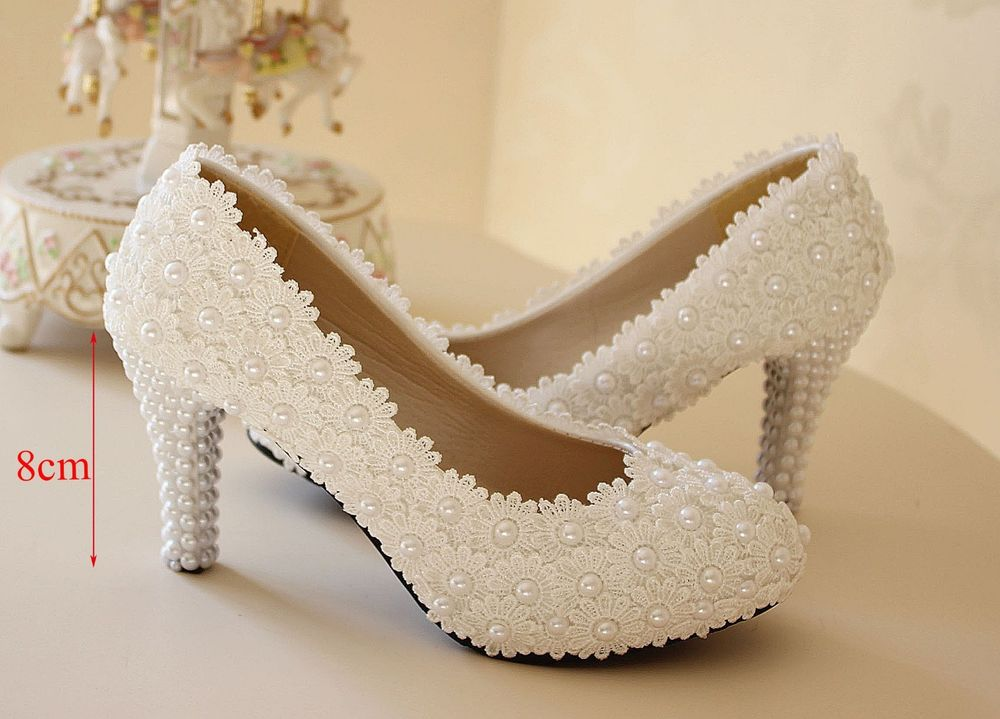 comfortable high heel shoes for wedding photo - 1