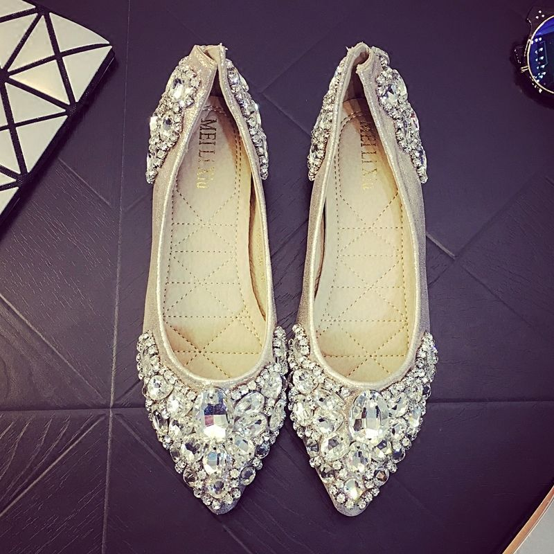 comfy wedding shoes photo - 1