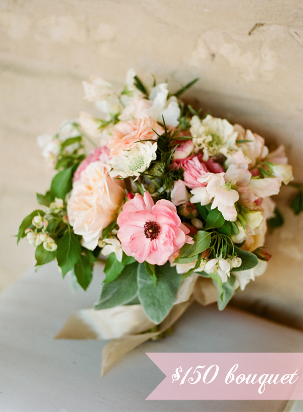 cost of wedding bouquets photo - 1
