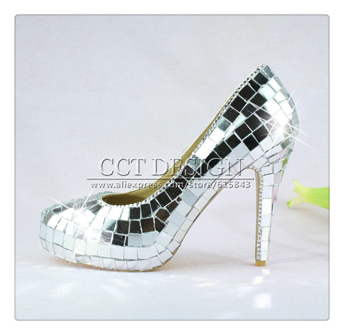 crazy wedding shoes photo - 1