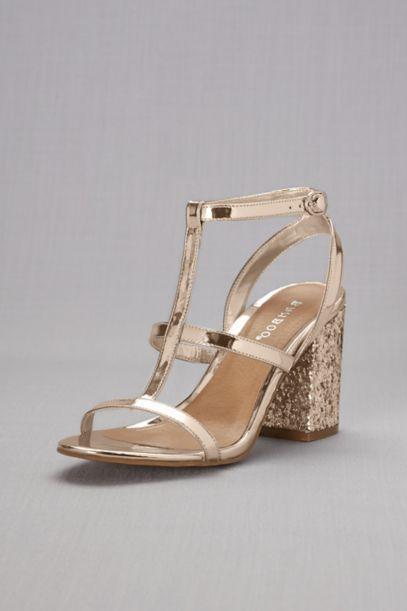 davids bridal bridesmaid shoes photo - 1