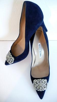 designer bridal shoes manolo blahnik photo - 1
