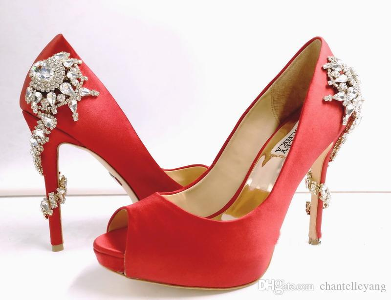 discount designer wedding shoes photo - 1