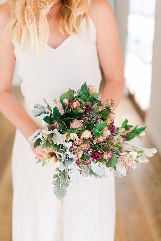 diy fall wedding bouquets photo - 1