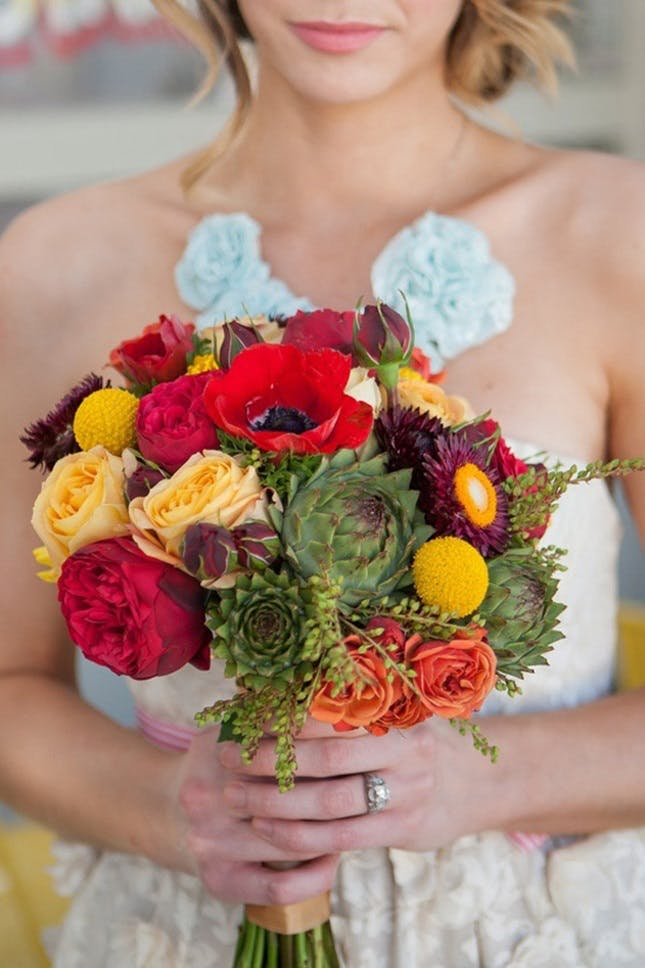 diy wedding flower kits photo - 1