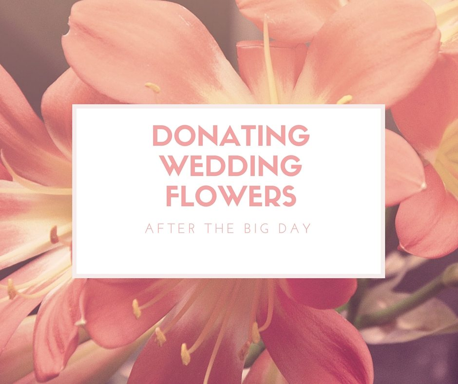 donate wedding flowers photo - 1