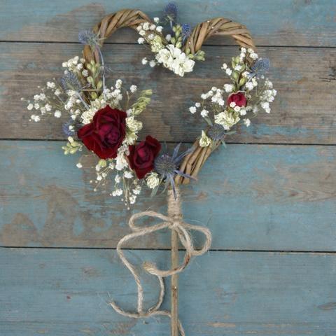 dried wedding flowers photo - 1