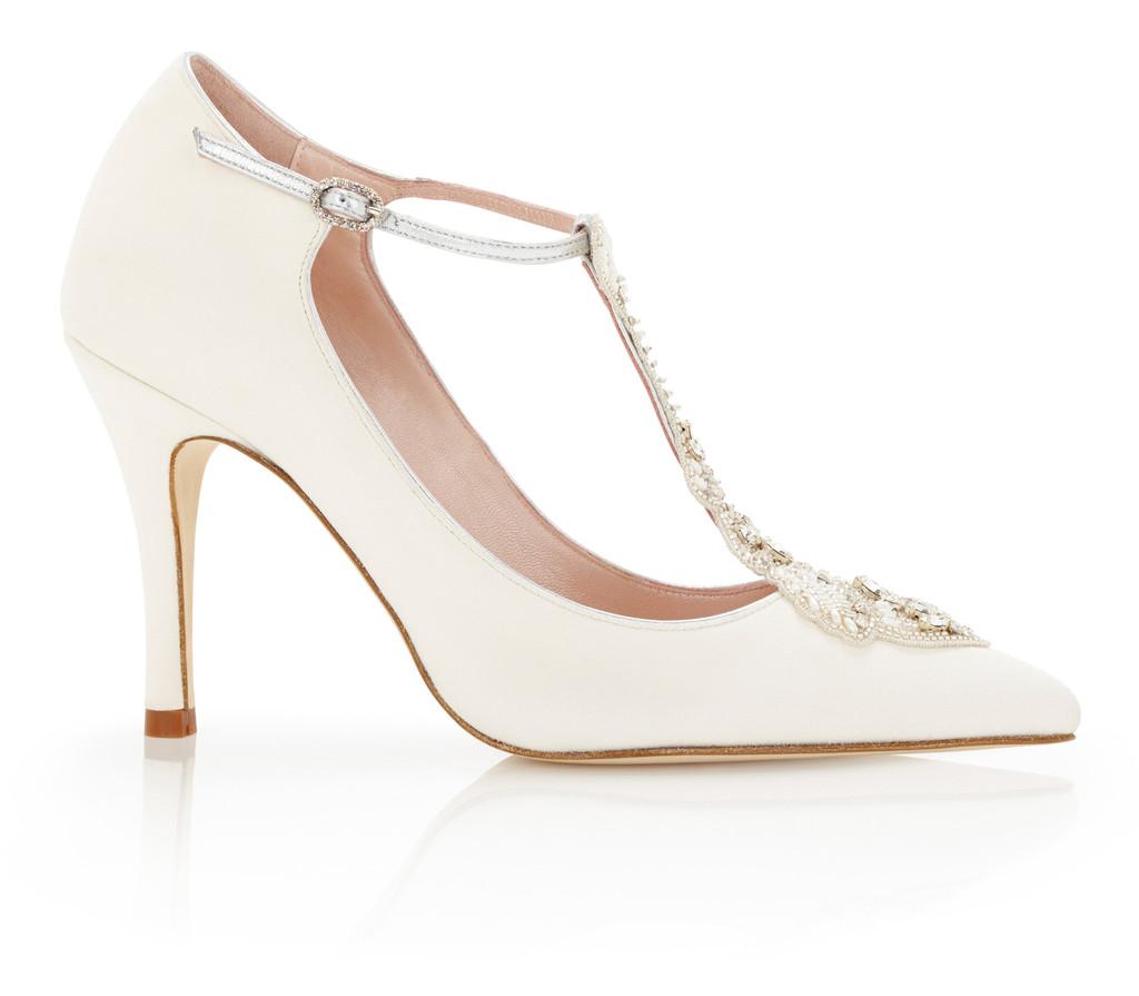 emmy bridal shoes photo - 1