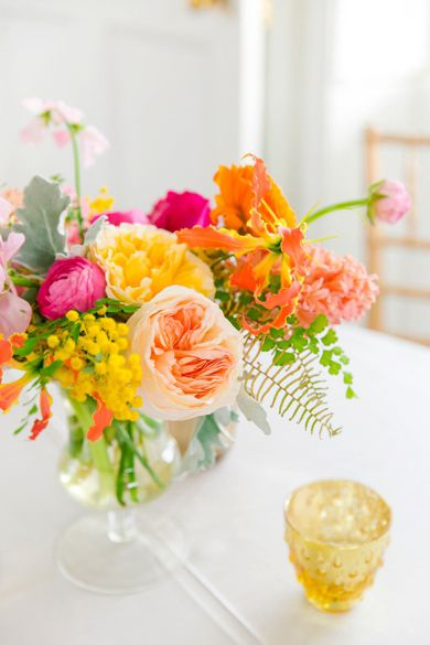 exotic wedding bouquets photo - 1