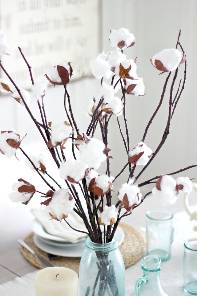 fake flowers for wedding centerpieces photo - 1