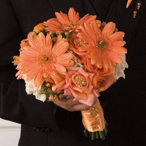 fall wedding bouquet ideas photo - 1