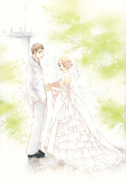 flower boy wedding photo - 1