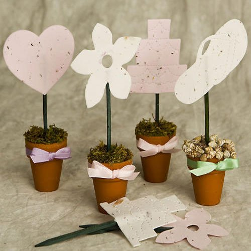 flower seed wedding favors photo - 1